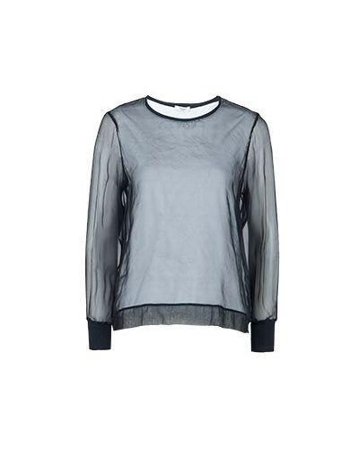 Блузка черная Peserico