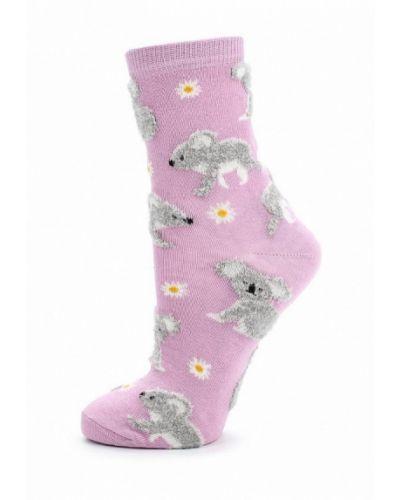 Розовые носки турецкие Topshop