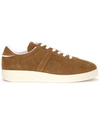 Sneakersy zamszowe Karhu