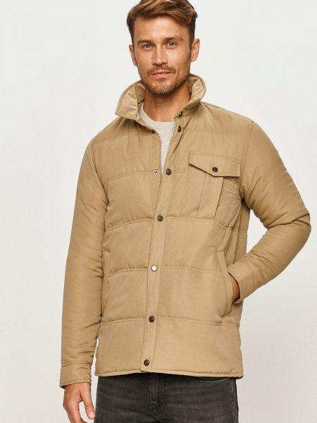 Прямая с рукавами стеганая куртка Only & Sons