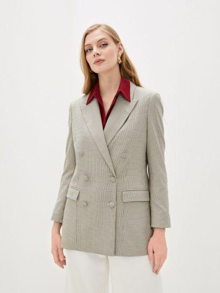 Бежевый пиджак L'autre Chose