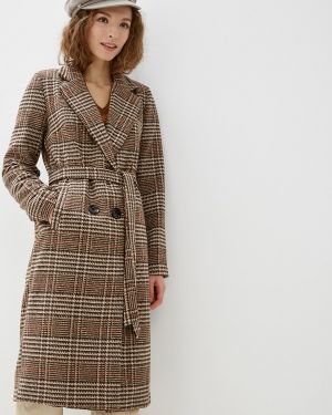 Пальто бежевое пальто Glam Goddess