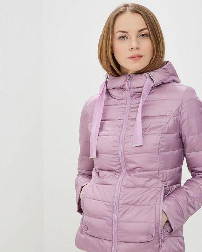 Утепленная куртка - фиолетовая Snowimage