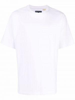 T-shirt bawełniana - biała Levis Made & Crafted