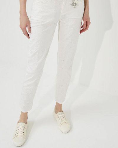 Белые брюки Liu Jo