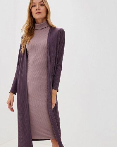 Юбочный костюм фиолетовый Trendyangel
