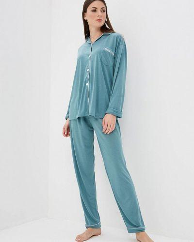 Бирюзовая пижама Cootaiya