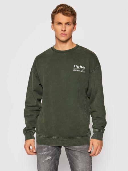 Zielona bluza Tigha