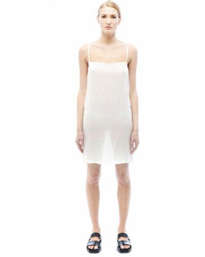 Платье из вискозы шелковое Ann Demeulemeester