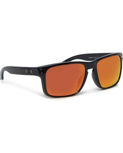 Okulary - czarne Oakley