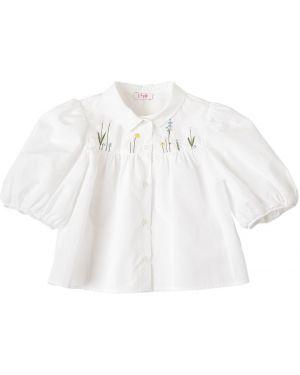 Рубашка с вышивкой Il Gufo