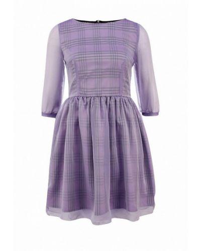 Фиолетовое платье Luann