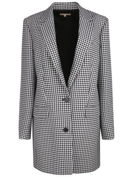Шерстяное пальто - белое Michael Kors