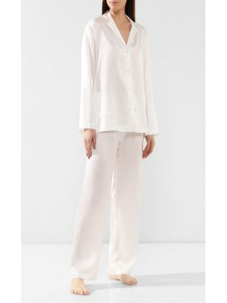 Пижама с брюками шелковая пижамный La Perla