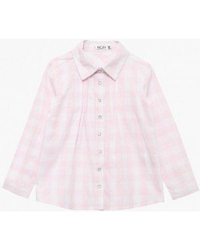 Розовая рубашка Incity