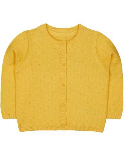 Кардиган желтый Mothercare