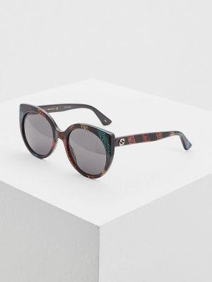 Солнцезащитные очки кошачий глаз 2019 Gucci