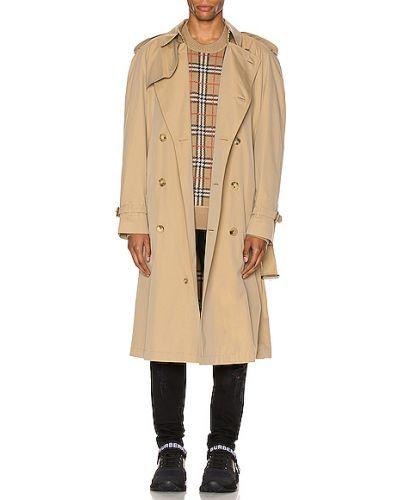 Повседневное домашнее пальто с карманами Burberry