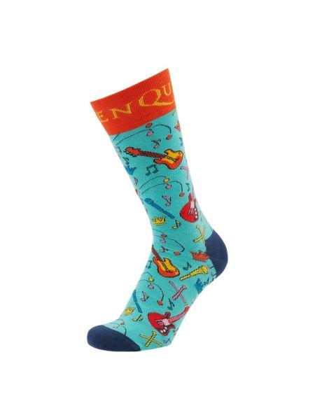 Skarpety z wzorem elastyczny Happy Socks