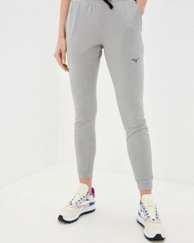 Спортивные брюки - серые Mizuno
