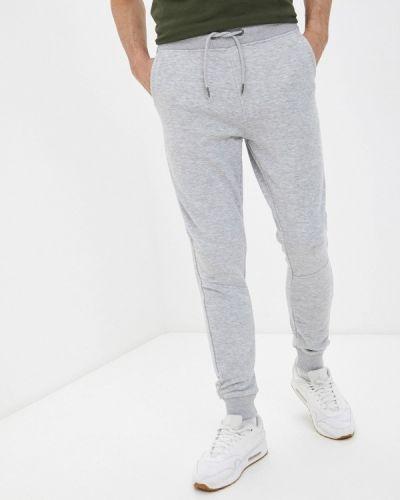 Серые спортивные брюки Blend