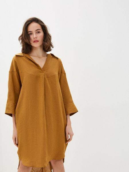 Платье - бежевое Brian Dales
