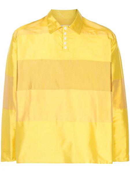 Классическая рубашка оверсайз на пуговицах Camiel Fortgens
