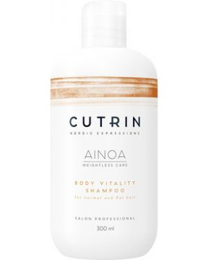 Шампунь для волос укрепляющий очищающий Cutrin
