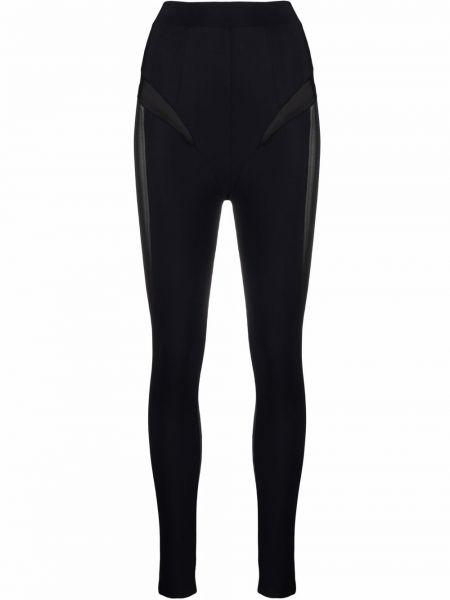Czarne legginsy Murmur