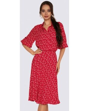 Платье прямое розовое Anushka By Anna Pavlova
