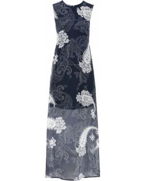 Летнее платье макси шифоновое Bonprix