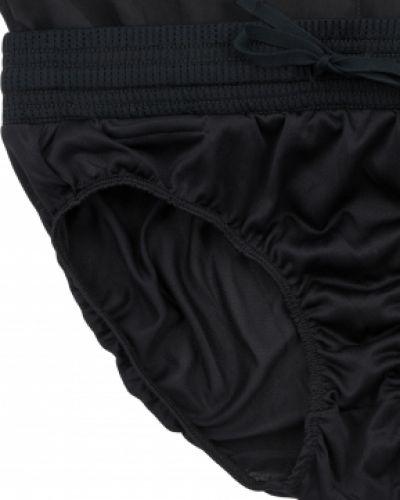 Черные шорты с карманами Nike