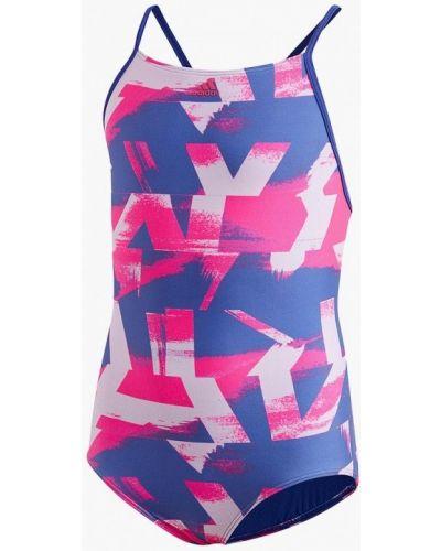 Купальник фиолетовый Adidas