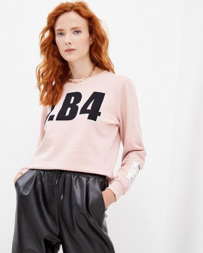 Розовая кофта осенняя J.b4