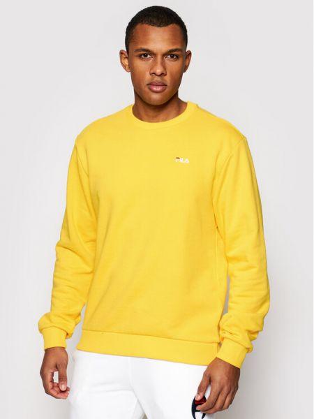 Bluza - żółta Fila