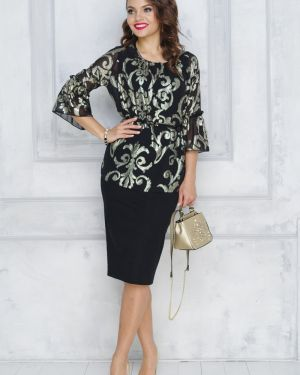 Шифоновая блузка Leleya