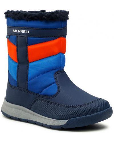 Parkа - niebieska Merrell