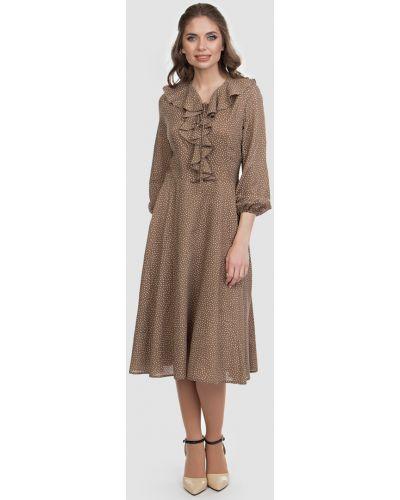 Нарядное платье с подкладкой с вырезом Filigrana