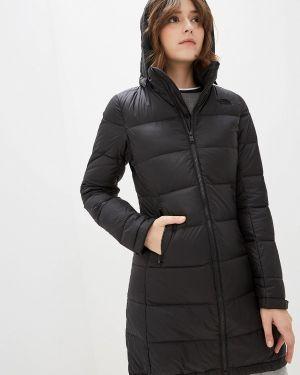 Куртка черная осенняя The North Face