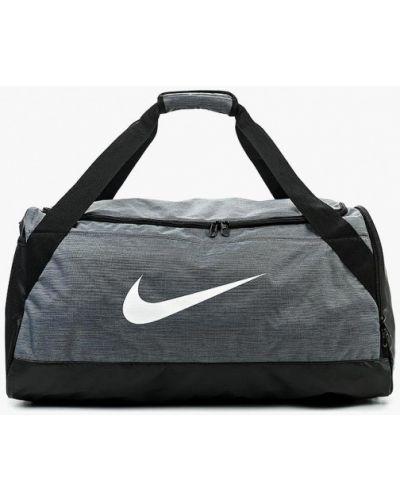Спортивная сумка кожаная текстильная Nike