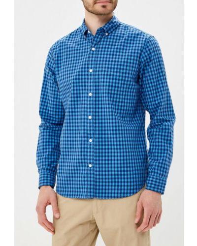 Синяя рубашка Gap