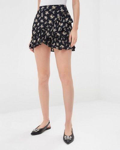 Черная юбка Topshop
