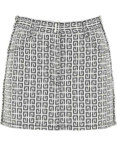 Spódniczka mini - biała Givenchy