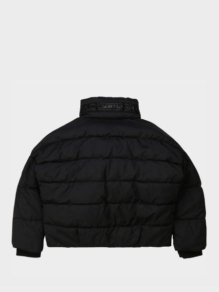 Водонепроницаемая куртка - черная Karl Lagerfeld