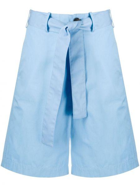 Короткие шорты с карманами Plan C