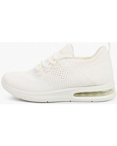 Текстильные белые кроссовки S.oliver