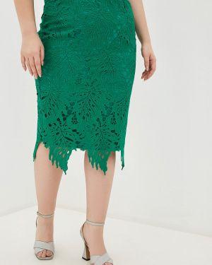 Платье зеленый Samoon By Gerry Weber