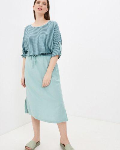 Платье - бирюзовое Electrastyle