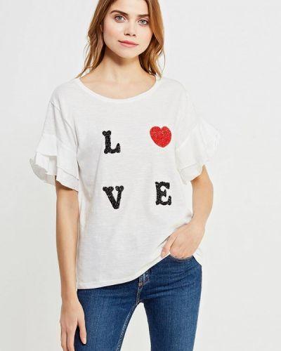 Белая футболка Care Of You