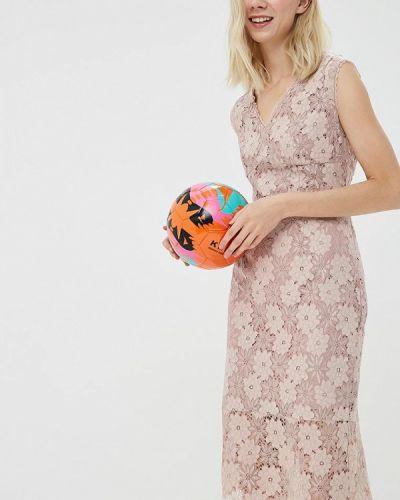 Розовое платье футляр Ovs